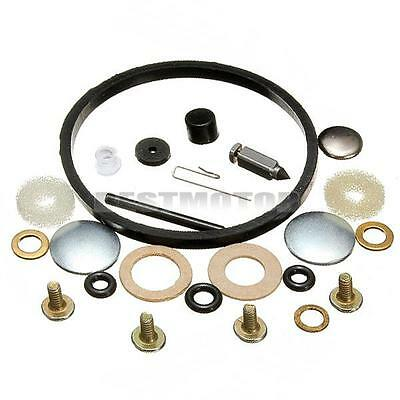 Carburetor Carb Repair Kit For 632760B Tecumseh HMSK HSSK LEV LH LV OH195 US