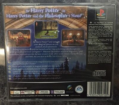 Harry Potter and the Philosopher's Stone - 1 (Sony PlayStation 1, 2009)