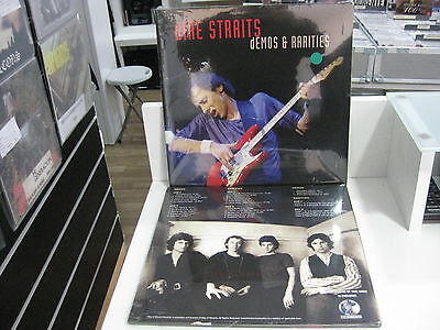 Dire Straits 2 Lp + 2Cd  Demos & Rarities Green Vinyl Sealed