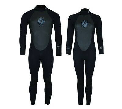 TBF PUREFLEX X5 5mm Winter Wetsuit Full Length Warm Surf Diving Kayak Sailing