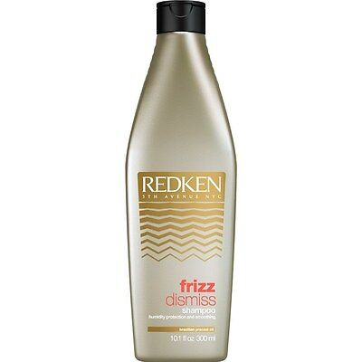 REDKEN FRIZZ DISMISS SHAMPOO HUMIDITY PROTECTION AND SMOOTHING 300ml