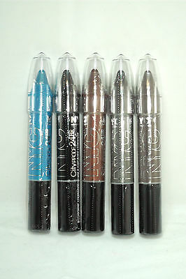 Nyc City Proof 24 Hour Eyeshadow  Waterproof Crayon Eye Shadow