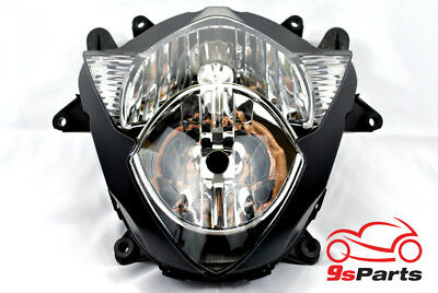 Oem Replacement Headlight Lamp Assembly Housing For 2005-2006 Suzuki Gsxr1000