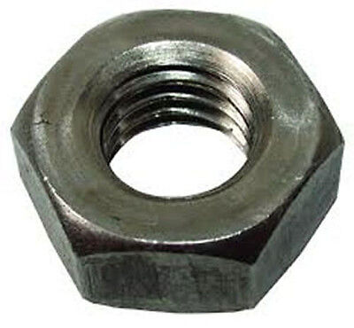 CL10 Metric M10 X 1.25 Hex Nut 10 Pack