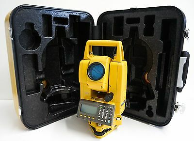 """New Topcon GTS-255W  5""""  Wireless Total Station For Land Surveying"""