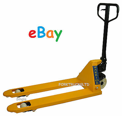 £229.00 Inc.VAT & NEXT DAY Delivery - NEW, FULLY ASSEMBLED Hand Pallet Truck