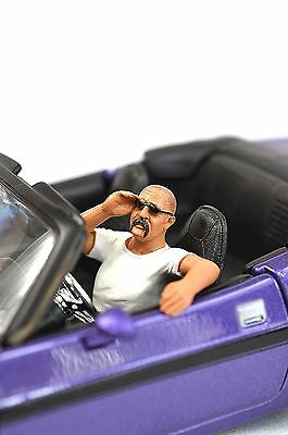 George Driver Male Figure American Diorama Hanging Out 23956 1:24 Accessory