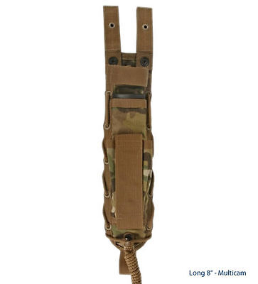 Spec Ops Brand Combat Master Sheath - MultiCam - Long