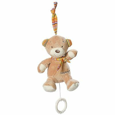 Fehn Rainbow Mini-Spieluhr Teddy TOP