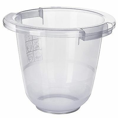 Badeeimer Tummy Tub Classic Clear TOP