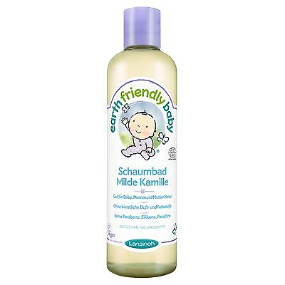 Lansinoh Earth Friendly Baby Schaumbad Milde Kamille TOP