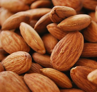 1Kg Californian Almonds Best Quality Superfood Brain Food 100% FREE UK SHIPPING