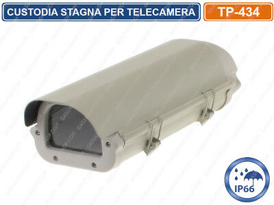 Custodia Stagna Per Telecamera Housing Box Cctv  Videosorveglianza