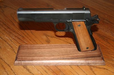 Model 1911 Government Walnut Display Stand