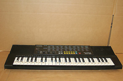 CASIO MA 201 TONE BANK RETRO 80s KEYBOARD