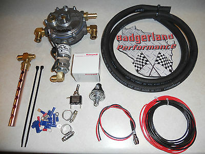 Propane Injection Kit For Medium Duty--Horespower &  Fuel Mileage Gains--New!