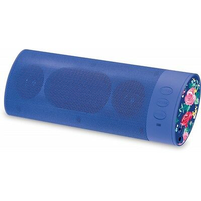 BoomBar Portable rechargeable stereo Bluetooth sound system (Navy Rose)