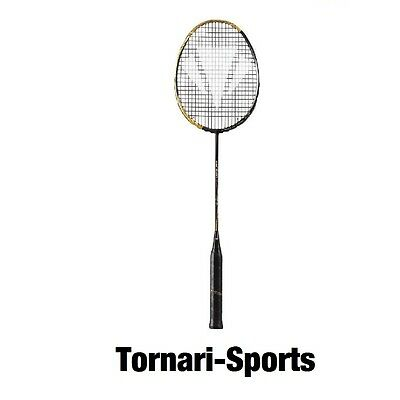 CARLTON BADMINTON RACKET VAPOUR TRAIL ELITE Head Heavy Stiff Power Play (113441)