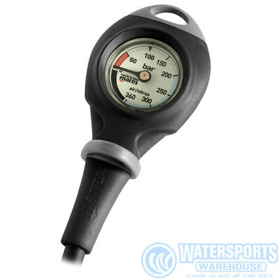 Mares Mission 1 Console Tank Pressure/ Contents Gauge
