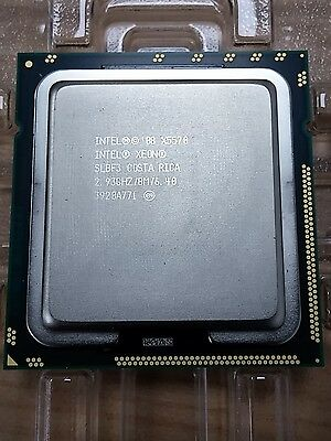 Intel X5570 SLBF3 Quad Core 2.93Ghz CPU - Tested, multiple available, inc VAT