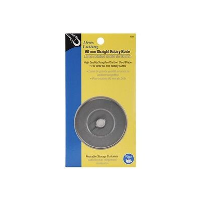 Dritz 1061 Rotary Blade Refill-60mm. Shipping is Free