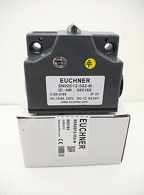 NEW Travel Switch For EUCHNER SN02D12-502-M new in box #HC48 YD