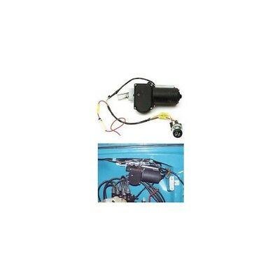 Chevy Electric Wiper Motor, Replacement, 2-Speed, 1955-1956