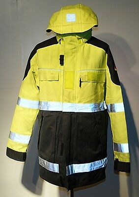 Workfashion Original BW Thermo Regenjacke Feuerwehr Jacke Bodenpersonal