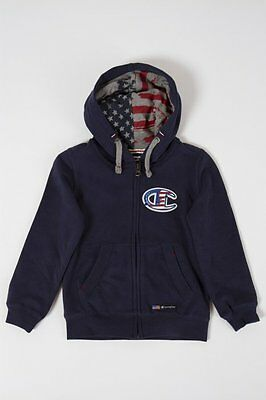 Champion Felpa full zip con Cappuccio #303888