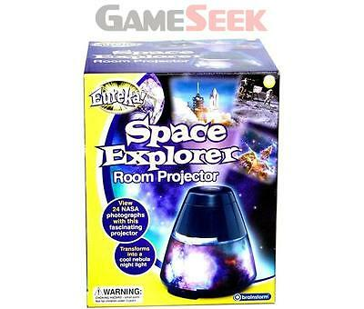Space Explorer Room Projector - Educational Science/nature Brand New