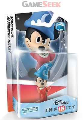 Disney Infinity Character Sorcerers Apprentice Mickey - Brand New Free Delivery