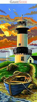Reeves Painting by Numbers Tall and Narrow Lighthouse