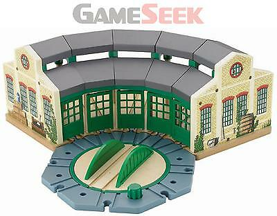 Thomas And Friends Wooden Railway Tidmouth Sheds - Toys Brand New Free Delivery