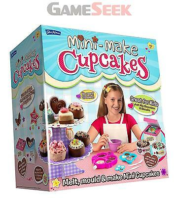 Mini Make Cupcakes - Toys Brand New Free Delivery