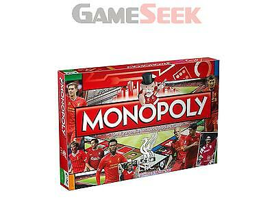 Liverpool Fc Monopoly - Games/puzzles Board Games Brand New Free Delivery