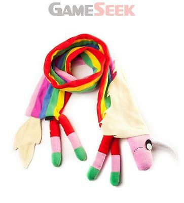 Adventure Time Lady Rainicorn Colourful Scarf With Plush-Like Effect (Ks0Iphadv)