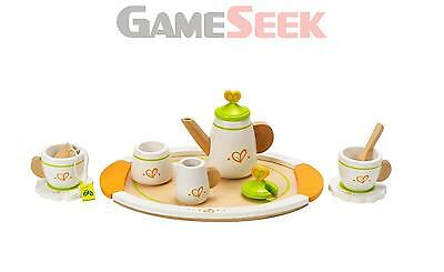 Hape Tea Set For Two | Free Delivery Brand New Baby Toys Pre-School