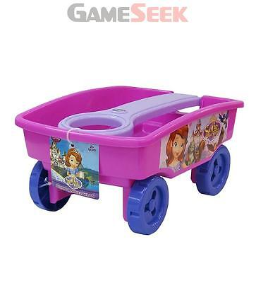Disney Sofia The First Becoming A Princess Wagon - Outdoor And Sports Brand New