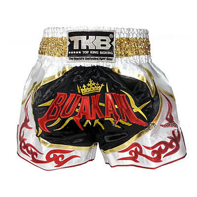 Top King Muay Thai Boxing Shorts TK-TBS-123 Buakaw