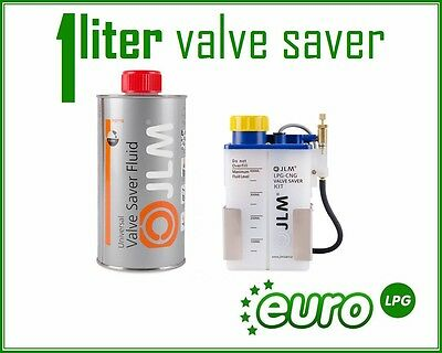 JLM Valve Saver KIT + 1 L of FREE Fluid can be used with Flashlube icV V lube,