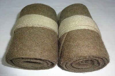 WWI AIF Puttees / Putty / AIF Wool Wraps - Reproduction