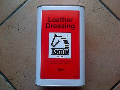 OLIO TATTINI PER CUOIO LEATHER DRESSING 1 lt