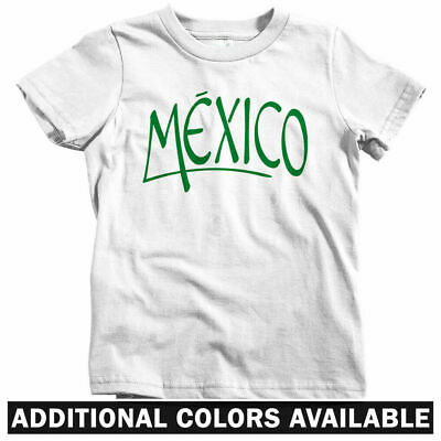 1a97d8c11b9 Mexico Handstyle Kids T-shirt - Baby Toddler Youth Tee - Graffiti Street  Art DF