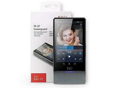 FiiO PF-X7 Tempered Glass Screen Protector Accessory for FiiO X7 Music Player