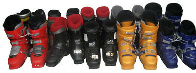 Youth Ski Boots - One Pair, Mondo 20.5, Youth 2 - Retail: $59.99