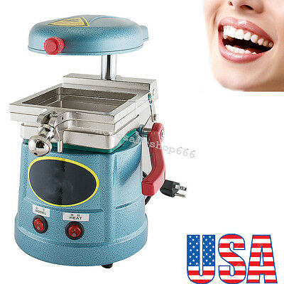 USA Seller Vacuum Forming Molding Machine Dental Lab Equipment Dentist Supply us