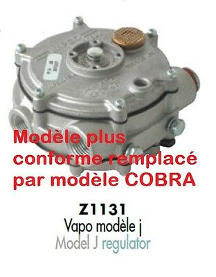 IMPCO VAPORISATEUR REGULATEUR modèle J CARBURATION GAZ CARBURATEUR