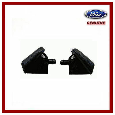 Ford Genuine Fiesta MK6 Front Modified Washer Jets x2. New 1442176