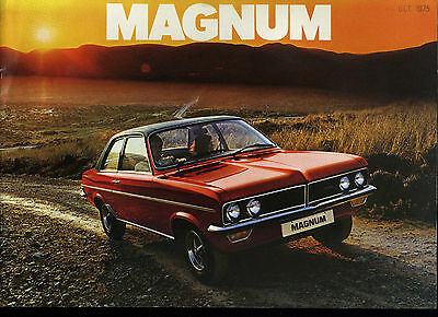 (84) Catalogue Magnum Gm Vauxhall
