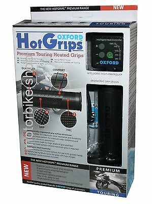 Oxford Heated Grips Hot Grips Premium Touring 0F691